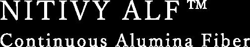 NITIVY ALF™ Continuous Alumina Fiber